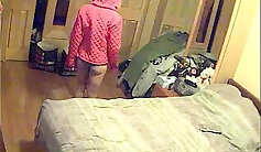 Cheating Wife Getting Banged From Behind On Hidden Camera