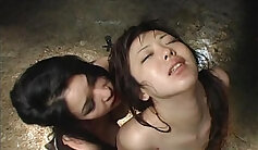Asian Slave Fucked In The Ass