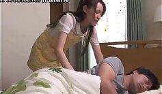 Clitpierced hentai Japanese UK hair-pulling a boye
