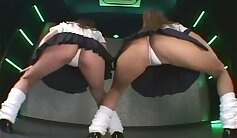 Ariel Xintry\\s Table Dancing Japanese