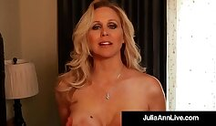 Busty MILF Amazing Sex Until She Gets Messed Down with A Toy