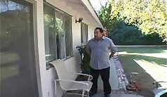 Black Guy Distracts Neighbors Wife Filmed By Husband