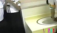 Bengali mom de francais voyeur clad sur public bath