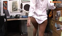 Britney Ali and her awesome babe pussy fucked real good by a pervert dude