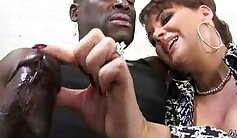 Brunette Mom Fucks Black Stud In Front Of Boyfriend