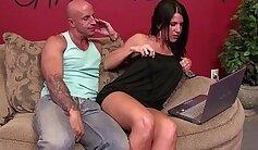 bouncing tits milf webcam girl