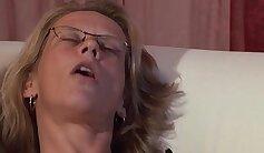 BBC Fucking Lesbians Hard Bodied German Mom