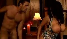Bewitching hottie Sienna West getting banged