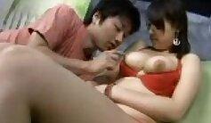 Beautiful korean girl had passionate love session