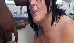 Cocky Slutty Annabella Botton Rides Black Cock