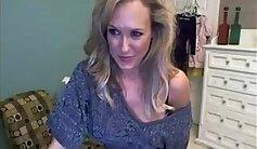 Big titty milf webcam dildo fuck Stephanie Ramirez