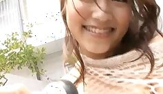 Amazing Japanese whore Nana Nagase on web video