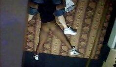 Amateur Gina black girl gives blowjobs part camsla