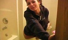 BrookeAngel Surelook in horny bathroom