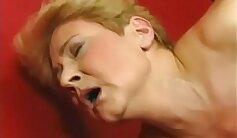 AMWF SETH HOLLYWOOD GRANNY GETS CUMSHOT DICK DESTROYED BY BABI DA REAL SLUT