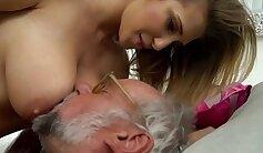 Beautiful Big Tits Teen Fingers And Deepthroats a Hard Cabin