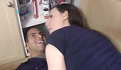 Busty MILF Seductively Gets Humped