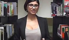 Arab Masturbates Jizz with SexToy
