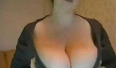 Attractive Alisha Jade Shiks Big Natural Tits