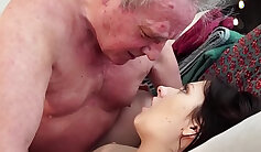Cool young devon licks soaked pussy and swallows