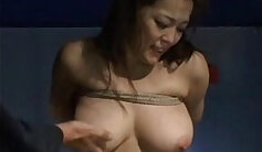 Beautiful Japanese MILF with large breasts fucked hard by ShinyMan